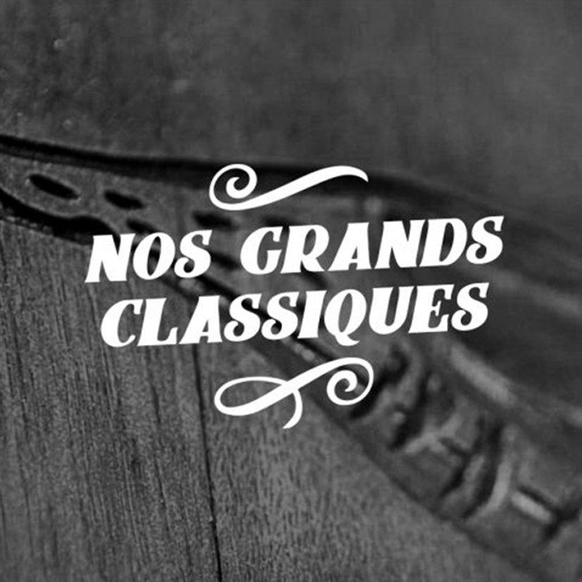 Nos Grands Classiques 827x827