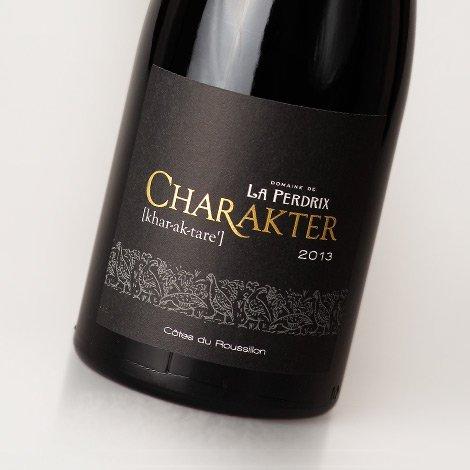 """Vin """"Charakter"""" du Domaine de la Perdrix"""
