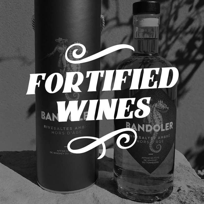 Fortified Wine Roussillon