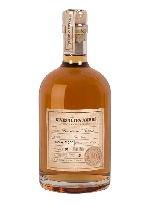 Rivesaltes Ambré Collection